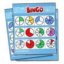 image regarding Fraction Bingo Printable named Schoolplus - Coaching Components, Workout routines and Enlightening Video games